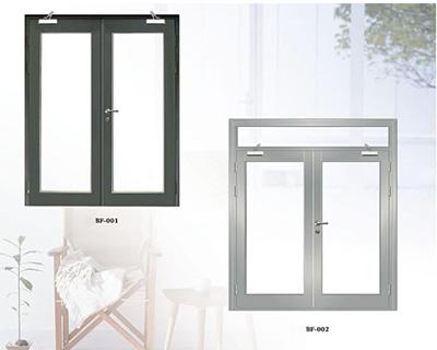 钢质隔热防火窗案例