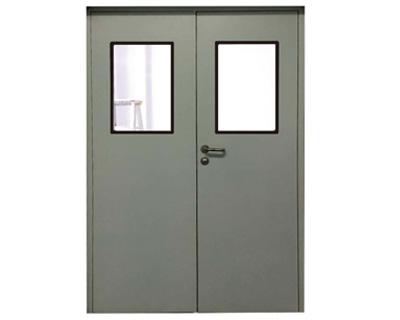 钢质洁净门