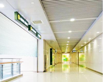 医院门材质